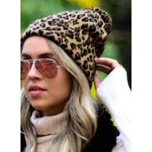 🆕 ❄ Leopard Winter Beanie ❄